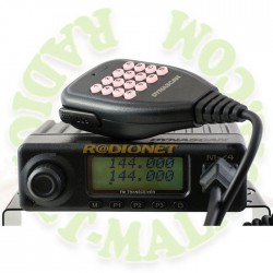 EMISORA MONO BANDA 144 Mhz DYNASCN M24