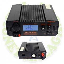 FUENTE ALIMENTACION 30 Amp. TELECOM FPS-30WVD
