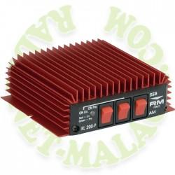 AMPLIFICADOR 27 Mhz RM KL-200P