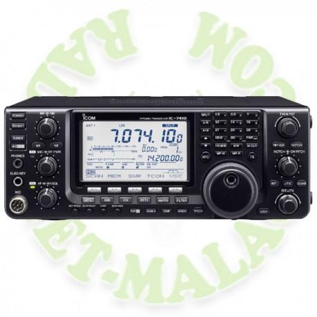 EMISORA PARA HF Y 50 Mhz ICOM IC-7410