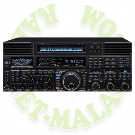 EMISORA DE HF Y 50 MHZ YAESU FTDX5000MP