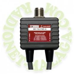 DUPLEXOR PARA VHF-UHF KOMUNICA MX720PWR-N