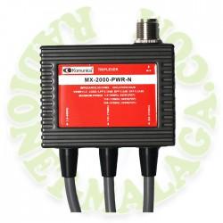 TRIPLEXOR PARA VHF-UHF KOMUNICA MX2000PWR-N
