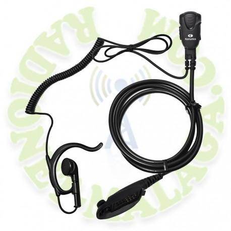 Micro auricular Motorola Komunica PWRPROGP320