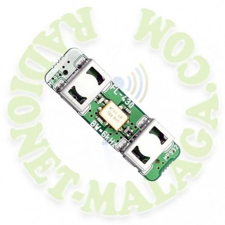 Filtro para emisoras Icom FL430