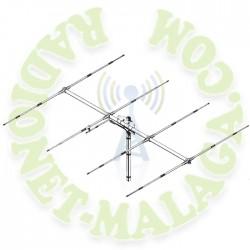 ANTENA BASE DIRECTIVA 27 Mhz SIRIO SY27-4