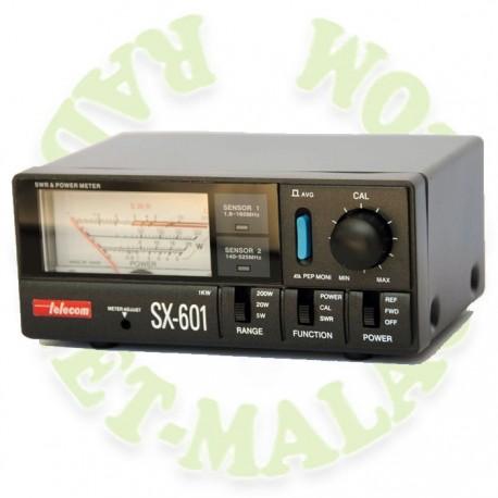 Medidor de estacionarias Telecom SX601