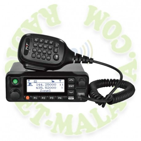 Emisora analogica digital DMR TYT MD9600