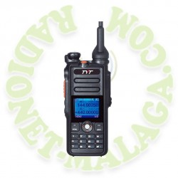 Portatil doble banda DMR TYT MD2017GPS
