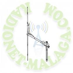 DIPOLO RIGIDO PARA 27 Mhz SIRIO SD-27