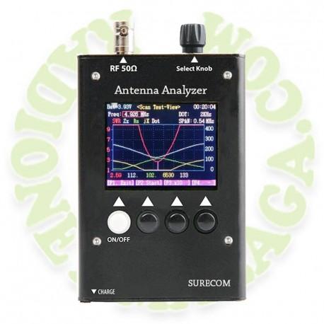 Medidor de estacionarias Surecom SA160