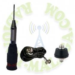 ANTENA MOVIL CON MUELLE DE 27 Mhz TELECOM LS-145C