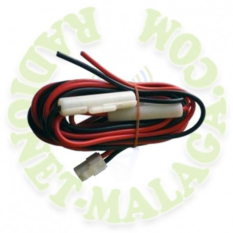 Cable alimentacion dos pines RK06