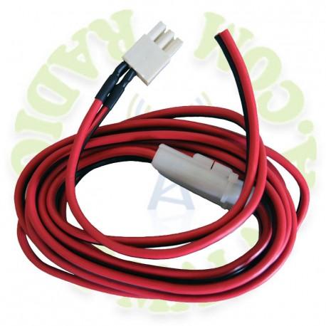 Cable alimentacion de 6 pines AV1W2000