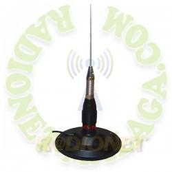 ANTENA MOVIL MAGNETICA DE 27 Mhz TELECOM LS-145 MAG