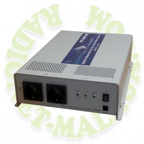 Inversor onda senoidal pura . PST-200S-12E