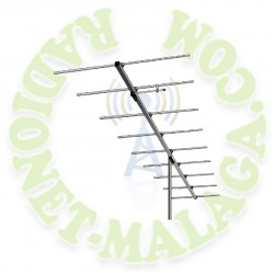 Antena directiva par VHF SIGMA9EVHF
