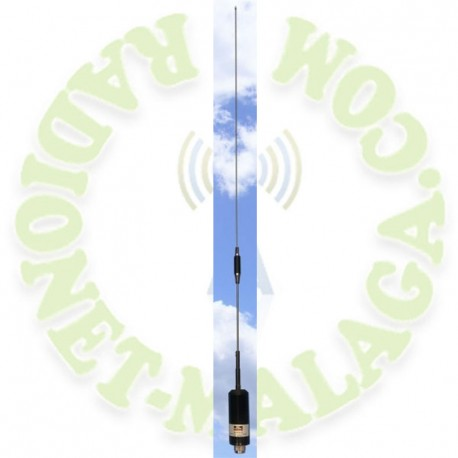 Antena movil multibanda de HF DX HFPLUS