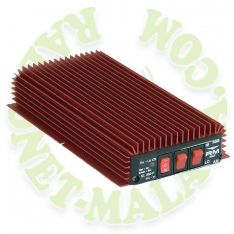 Amplificador lineal 27 Mhz RM KL300P