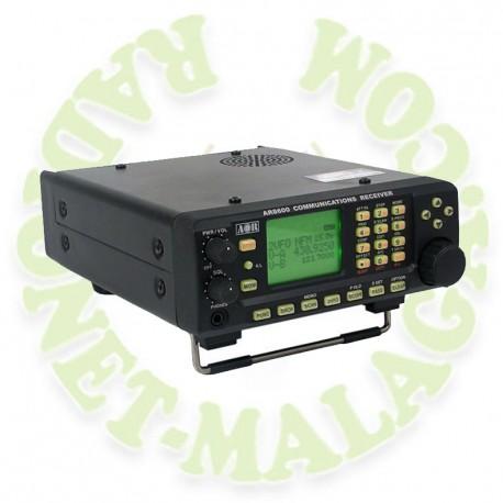 Escaner base 0.5 a 3000 Mhz AOR AR8600