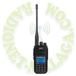 Portatil digital DMR TYT MDUV390 GPS