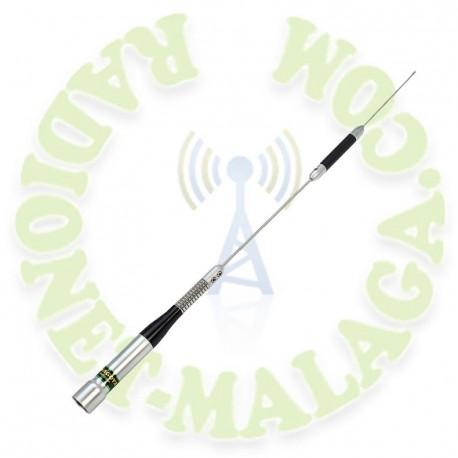 Antena bibanda con muelle Nagoya SP80P