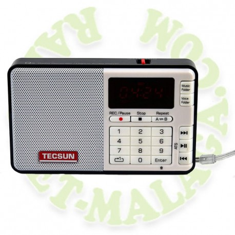 Mini receptor Tecsun G3
