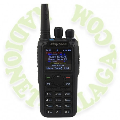 Portatil DMR digital Anytone AT-D878UV