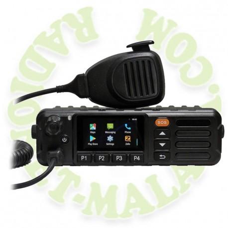 Emisora uso libre red movil 4G LTE INRICO TM-7PLUS
