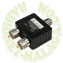 Duplexor HF/VHF/UHF Hamking HKDX72