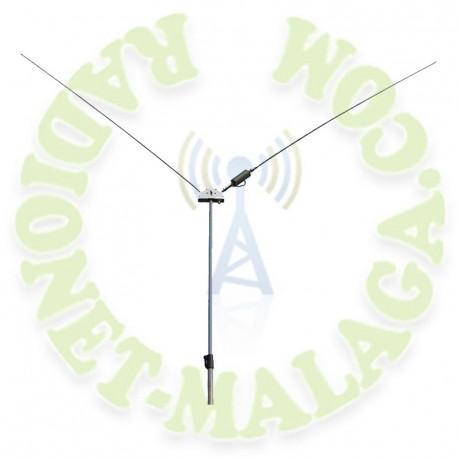 Antena dipolo portatil MFJ2289