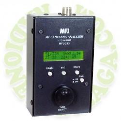 Analizador de antenas MFJ213