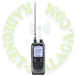 Scaner Analogico y Digital ICOM IC-R30