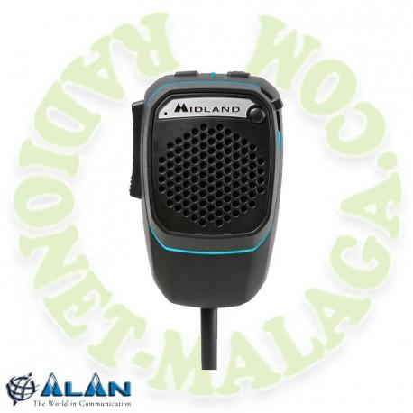 Microfono Alan Dual Mike