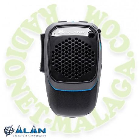 Microfono Alan Dual Mike wireless