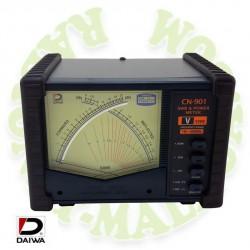 Medidor swr y watimetro DAIWA CN901VN