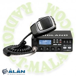 Emisora 27 Mhz Midland Alan 48PRO
