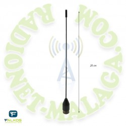 Antena SMA bibanda Falcos SRH519M