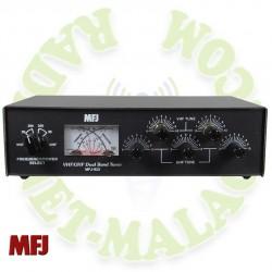 Acoplador par VHF/UHF MFJ923