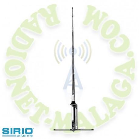 ANTENA DE BASE PARA 27 Mhz SIRIO GPE 5/8