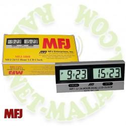 Reloj doble LCD MFJ108J