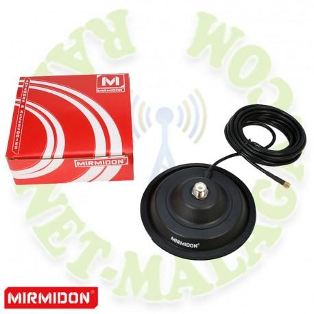 Base magnetica con SMA MIRMIDO BM150SMA