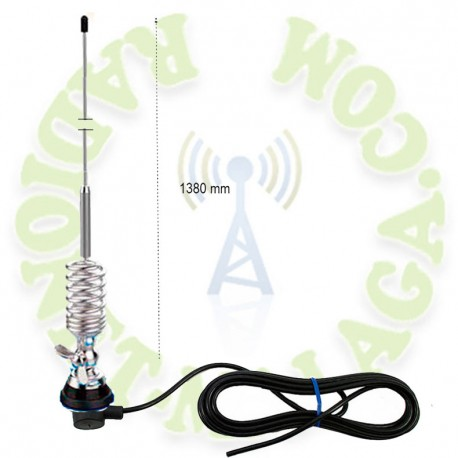 Antena VHF movil LEMM AT291