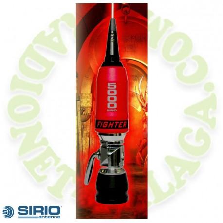 Antena 27 Mhz SIRIO FIGHTER P-5000 RED