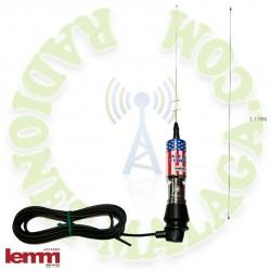 Antena 27 Mhz LEMM MINI TURBO USA