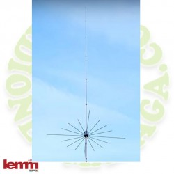 Antena de base 27 Mhz LEMM SUPER 16