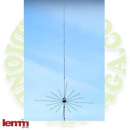 Antena de base 27 Mhz LEMM SUPER 16
