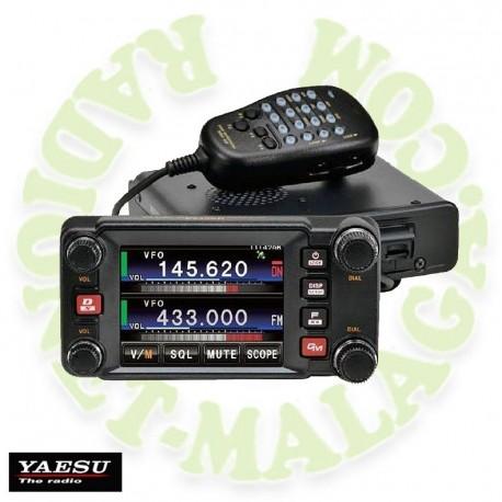 Emisora digital analogica Yaesu FTM400-X DE