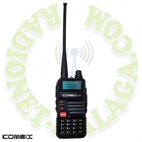 Walkie VHF/UHF bibanda Kombix UV-5RE