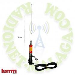 Antena 27 Mhz LEMM TURBO 2001ESP.